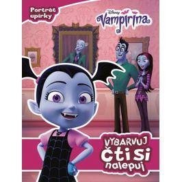 Vampirina - Vybarvuj, čti si, nalepuj | kolektiv