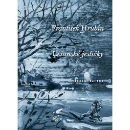 Lešanské jesličky | František Hrubín