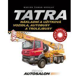 Tatra - nákladní a užitková vozidla, autobusy a trolejbusy | Marián Šuman-Hreblay