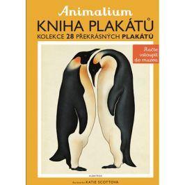 Animalium - kniha plakátů | Jenny Broomová, Katie Scottová