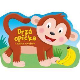 Drzá opička | kolektiv, Paul Dronsfield