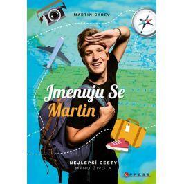 Jmenuju se Martin | Martin Carev
