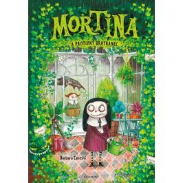Mortina a protivný bratranec   Barbara Cantini