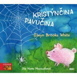 Kristýnčina pavučina (audiokniha pro děti) | Elwyn Brooks White, Hana Maciuchová