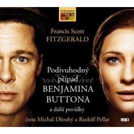 Podivuhodný příběh Benjamina Buttona a další povídky (audiokniha)  | Francis Scott Fitzgerald, Michal Dlouhý