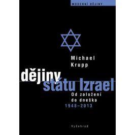 Dějiny státu Izrael | Michael Krupp