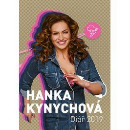 Hanka Kynychová Diář 2019 | Hanka Kynychová