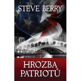 Hrozba patriotů | Steve Berry, Hana Pernicová