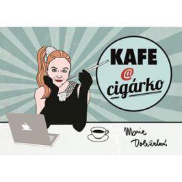 Kafe a cigárko | Marie Doležalová, Jan Hofman