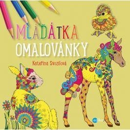 Mláďátka - omalovánky | Kateřina Svozilová, Kateřina Svozilová