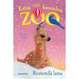 Ema a její kouzelná zoo - Roztomilá lama | Amelia Cobb