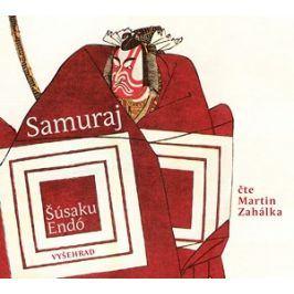 Samuraj (audiokniha) | Martin Zahálka, Endó Šúsaku