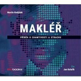 Makléř (audiokniha) | Martin Kodýdek, Jan Kolařík