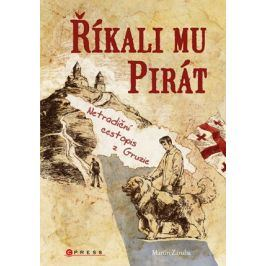 Říkali mu Pirát | Martin Záruba