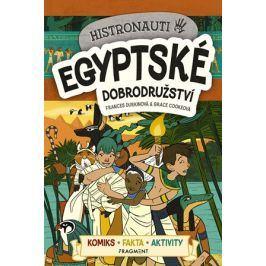 Histronauti - Egyptské dobrodružství | Frances Durkinová, Grace Cookeová