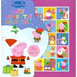 Peppa Pig - Můj adventní kalendář | kolektiv