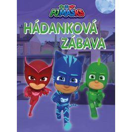 Pyžamasky - Hádanková zábava | kolektiv