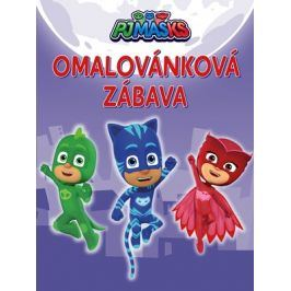 Pyžamasky - Omalovánková zábava | kolektiv