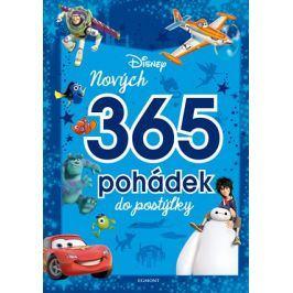 Disney Pixar - Nových 365 pohádek do postýlky   kolektiv