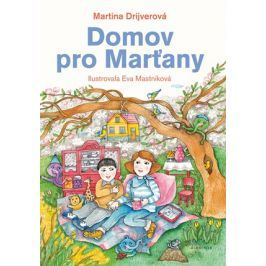 Domov pro Marťany | Martina Drijverová
