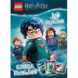 LEGO® Harry Potter Kniha plakátů |  kolektiv