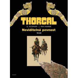 Thorgal - Neviditelná pevnost omnibus | Richard Podaný, Jean Van Hamme, Grzegorz Rosinski