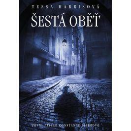 Šestá oběť | Tessa Harrisonová, Dina Podzimková, Mgr.