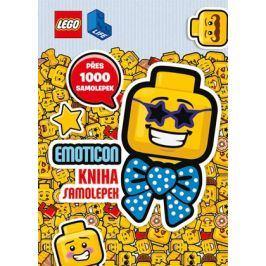 LEGO® EMOTICON Kniha samolepek   kolektiv