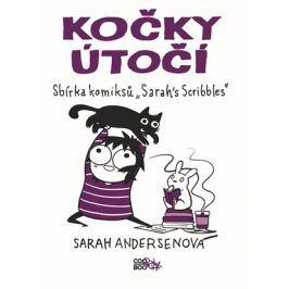 Kočky útočí | Romana Bičíková, Zuzana Bičíková, Sarah Andersenová