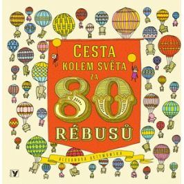 Cesta kolem světa za 80 rébusů   Aleksandra Artymowska, Aleksandra Artymowska