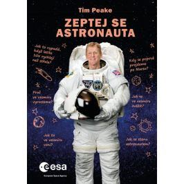 Zeptej se astronauta | Tim Peake