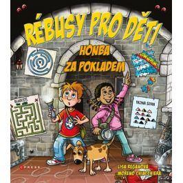 Rébusy pro děti | Moreno Chiacchiera, Lisa Reganová