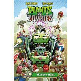 Plants vs. Zombies - Železná jízda | Paul Tobin, Ron Chan