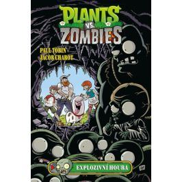 Plants vs. Zombies - Explozivní houba | Paul Tobin, Jacob Chabot