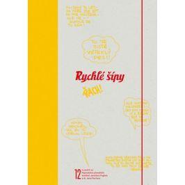 Rychlé šípy - Komiksové plakáty | Jan Fischer, Jaroslav Foglar, Martin T. Pecina