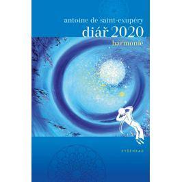 Harmonie / Diář 2020 | Antoine de Saint-Exupéry, Jiřina B. Lockerová