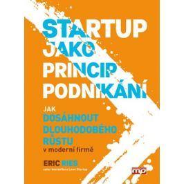 Startup jako princip podnikání | Eric Ries