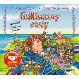 Gulliverovy cesty (audiokniha pro děti) | Jana Eislerová, Vladimír Brabec