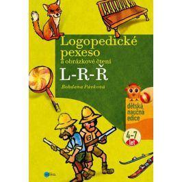 Logopedické pexeso a obrázkové čtení L-R-Ř   Bohdana Pávková
