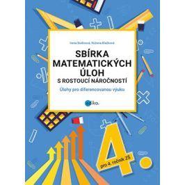 Sbírka matematických úloh s rostoucí náročností | Irena Budínová, Růžena Blažková