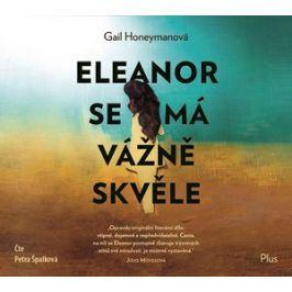 Eleanor se má vážně skvěle (audiokniha) | Gail Honeymanová, Petra Špalková