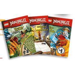 LEGO® NINJAGO® Krabička plná knih |  kolektiv
