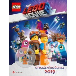THE LEGO® MOVIE 2™ Oficiální ročenka 2019 | kolektiv