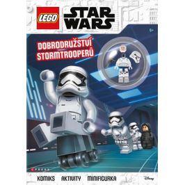 LEGO® Star Wars™ Dobrodružství Stormtrooperů   kolektiv