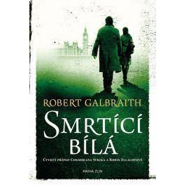 Smrtící bílá | Ladislav Šenkyřík, Robert Galbraith (pseudonym J. K. Rowlingové)