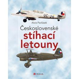 Československé stíhací letouny | Alois Pavlůsek
