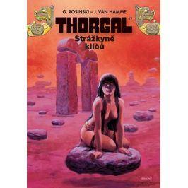 Thorgal 17 - Strážkyně klíčů | Richard Podaný, Jean Van Hamme, Grzegorz Rosinski
