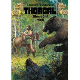 Thorgal 18 - Sluneční meč | Richard Podaný, Jean Van Hamme, Grzegorz Rosinski