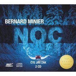 Noc (audiokniha) | Bernard Minier