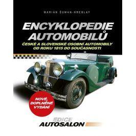 Encyklopedie automobilů | Marián Šuman-Hreblay